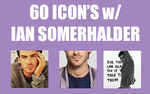 IAN SOMERHALDER 60 ICON'S by kaniejka