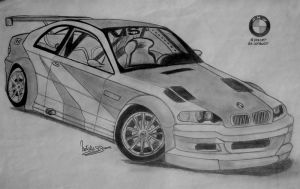 BMW M3 by natiwar02