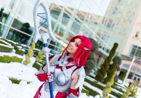 Fire Emblem - Smile by CrystalPanda
