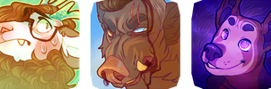 icon batch 061715 by solitaryVagrant