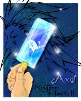 Axel - Ice Lolly by Riunien