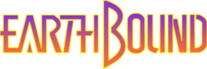 Highish-Res EarthBound Logo by p0lar-bear