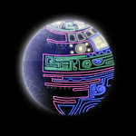 Glowing Planet Thingy by KindGenius