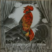 El Gallo by LadyOrlando