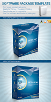 Software Package Template by idesignstudio