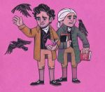 Strange and Norrell by sn0otchie