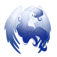 :Art trade: Soul Whisper by Angelea-Phoenix