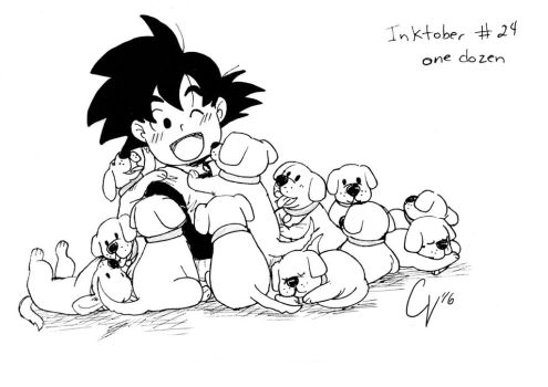 Inktober24 by camlost