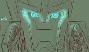 TFP: Ratchet doodle by Fulcrumisthebomb