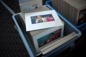 A box full of vintage prints 1 by steppelandstock