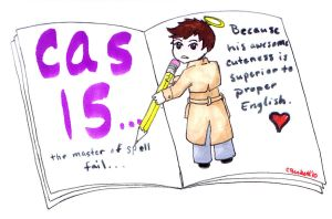 Cas Is... p1 by obsessedsokkafangirl