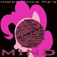 Inside Pinkie Pie's MIND by Scyphi