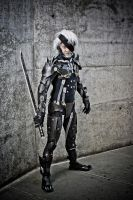 Revengeance Raiden: I told myself... by effektdmentality