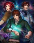 Orion VN by j-witless