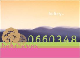 Buhay by bhurberry