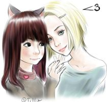 Naomily by tilhe