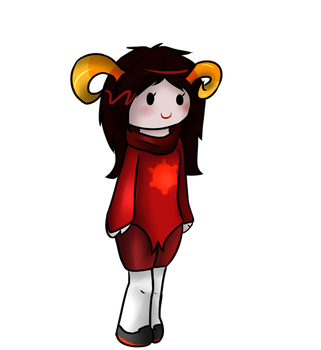 God Tier Aradia by voidless-rogue