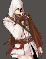 assassin's creed2:Ezio2 by KEISUKEgumby