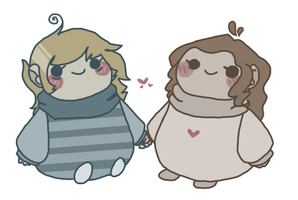sweaters because by scrumpie