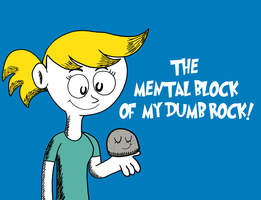 Dr. Seuss' The Dumb Rock by Deaniac