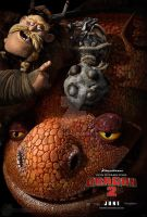 How to train your Dragon 2 Poster 6 by wolfboss22