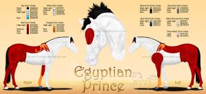 Egyptian Prince 2011-01 by Blood-Huntress