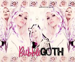 BubbleGoth by lucyannaaa