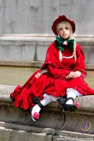 Shinku, the doll by JuTsukinoOfficial