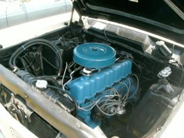 Ford Falcon inline 6 by Mister-Lou