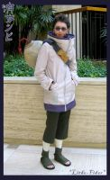 Aburame Shibi Cosplay by Lithe-Fider