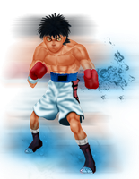 Ippo by coldheart572