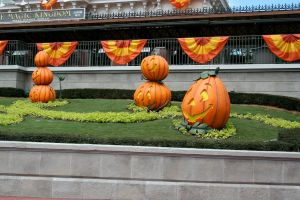 Magic Kingdom Halloween 21 by AreteStock