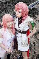 Final Fantasy xiii by NatalieCartman