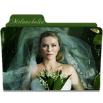 Melancholia Folder Icon by thomasina-jo