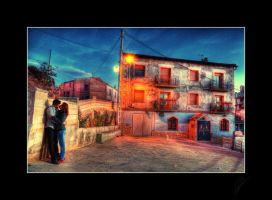 Old Town Romance by BaciuC