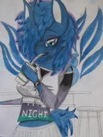 Because the night by livintdark