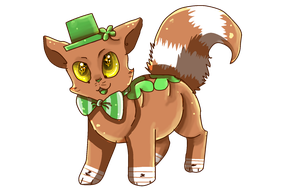 Chauny -Chibi Request by danituco
