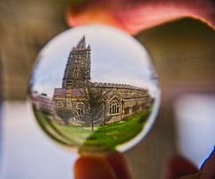 cathedral different by derrybarry