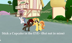 Legends of Equestria - In the EYE by Pimander1446