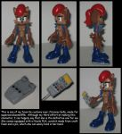 Custom Commission: Princess Sally by Wakeangel2001