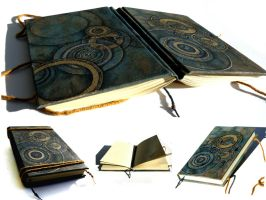 Spheres Journal by AnnEnchanted