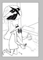 Spy vs Spy-some nice thoughts by MAKATAKO
