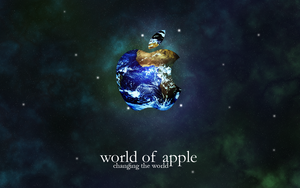 World of Apple by JurjenSleebos