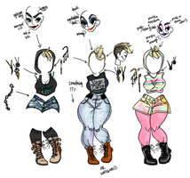 Outfit Ideas by Narkootikumid
