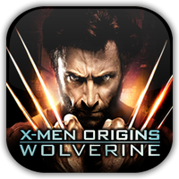 Wolverine Origins Game Icon by Wolfangraul