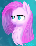 Quicky Pinkamina Paint by AllyClaw
