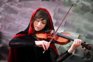 Lindsey Stirling_1_b by Graphicad3m