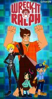 Wreck it Ralph by Porn1315