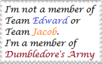 Pro-Dumbledore's Army Stamp by nikkichic109