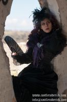 LadyRaven Victorian Stock4 by eLLeRRe